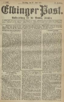 Elbinger Post, Nr. 147, Sonntag 27 Juni 1875, 2 Jh