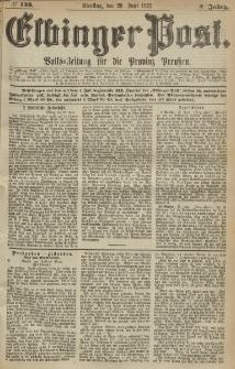 Elbinger Post, Nr. 148, Dienstag 29 Juni 1875, 2 Jh