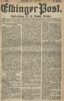Elbinger Post, Nr. 150, Donnerstag 1 Juli 1875, 2 Jh