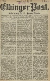 Elbinger Post, Nr. 152, Sonnabend 3 Juli 1875, 2 Jh
