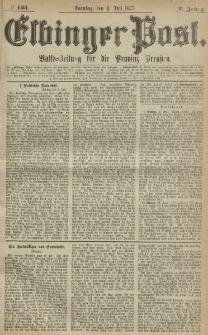 Elbinger Post, Nr. 153, Sonntag 4 Juli 1875, 2 Jh