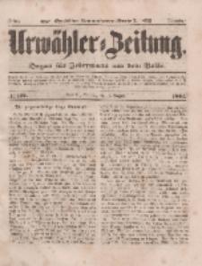 Urwähler-Zeitung : Organ für Jedermann aus dem Volke, Sonntag, 3. August 1851, Nr. 177.