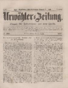 Urwähler-Zeitung : Organ für Jedermann aus dem Volke, Freitag, 22. August 1851, Nr. 193.