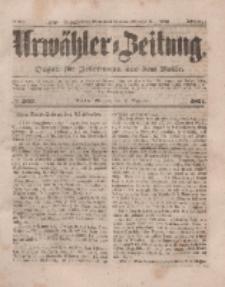 Urwähler-Zeitung : Organ für Jedermann aus dem Volke, Mittwoch, 10. September 1851, Nr. 209.
