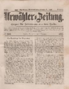 Urwähler-Zeitung : Organ für Jedermann aus dem Volke, Donnerstag, 11. September 1851, Nr. 210.