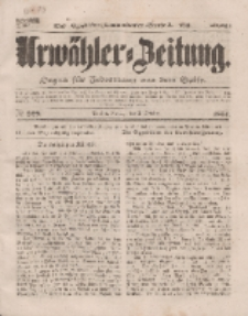 Urwähler-Zeitung : Organ für Jedermann aus dem Volke, Freitag, 3. Oktober 1851, Nr. 229.