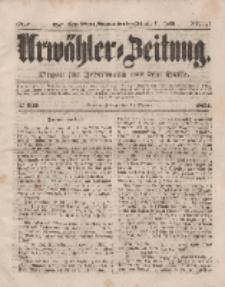Urwähler-Zeitung : Organ für Jedermann aus dem Volke, Freitag, 10. Oktober 1851, Nr. 235.