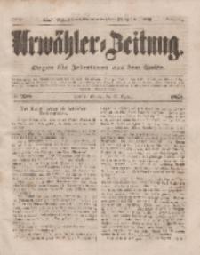 Urwähler-Zeitung : Organ für Jedermann aus dem Volke, Dienstag, 14. Oktober 1851, Nr. 238.