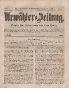 Urwähler-Zeitung : Organ für Jedermann aus dem Volke, Freitag, 17. Oktober 1851, Nr. 241.