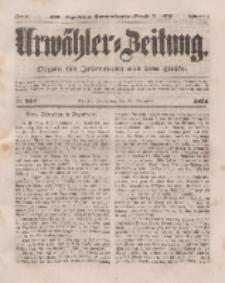 Urwähler-Zeitung : Organ für Jedermann aus dem Volke, Donnerstag, 13. November 1851, Nr. 264.