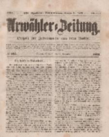 Urwähler-Zeitung : Organ für Jedermann aus dem Volke, Mittwoch, 26. November 1851, Nr. 275.