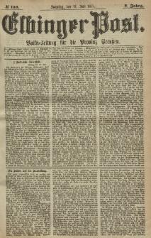Elbinger Post, Nr. 159, Sonntag 11 Juli 1875, 2 Jh