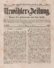 Urwähler-Zeitung : Organ für Jedermann aus dem Volke, Dienstag, 16. Dezember 1851, Nr. 292.
