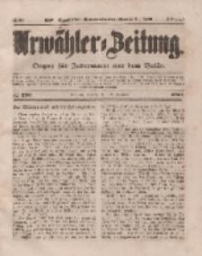 Urwähler-Zeitung : Organ für Jedermann aus dem Volke, Freitag, 19. Dezember 1851, Nr. 295.