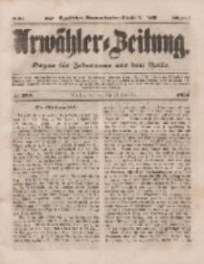 Urwähler-Zeitung : Organ für Jedermann aus dem Volke, Sonntag, 21. Dezember 1851, Nr. 297.