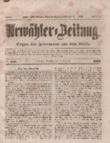 Urwähler-Zeitung : Organ für Jedermann aus dem Volke, Sonntag, 28. Dezember 1851, Nr. 301.