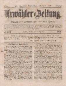 Urwähler-Zeitung : Organ für Jedermann aus dem Volke, Dienstag, 30. Dezember 1851, Nr. 302.