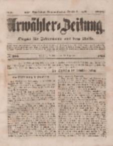 Urwähler-Zeitung : Organ für Jedermann aus dem Volke, Mittwoch, 31. Dezember 1851, Nr. 303.