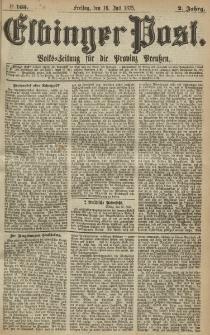 Elbinger Post, Nr. 163, Freitag 16 Juli 1875, 2 Jh