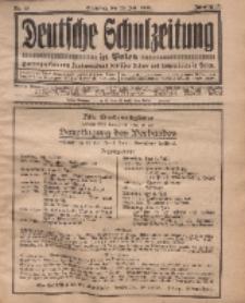 Deutsche Schulzeitung in Polen, 12. Jahrgang. 15. Juni 1932, Nr 18.