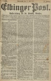 Elbinger Post, Nr. 164, Sonnabend 17 Juli 1875, 2 Jh
