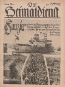 Der Heimatdienst : Mitteilungen der Reichszentrale für Heimatdienst, 12. Jahrgang, 1. Juliheft 1932, Nr 13.