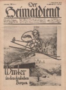 Der Heimatdienst : Mitteilungen der Reichszentrale für Heimatdienst, 13. Jahrgang, 1. Februarheft 1933, Nr 3.