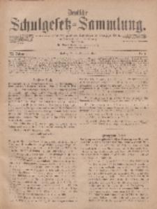 Deutsche Schulgesetz-Sammlung..., 6. Jahrgang, 1. Februar 1877, Nr. 5.