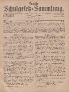 Deutsche Schulgesetz-Sammlung..., 6. Jahrgang, 22. Februar 1877, Nr. 8.