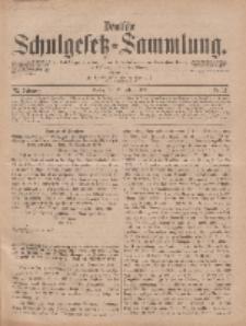 Deutsche Schulgesetz-Sammlung..., 6. Jahrgang, 22. März 1877, Nr. 12.