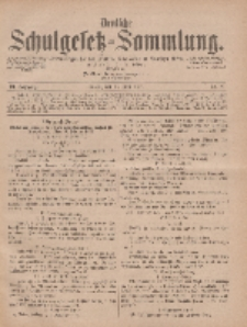 Deutsche Schulgesetz-Sammlung..., 6. Jahrgang, 10. Mai 1877, Nr. 19.