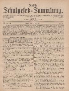 Deutsche Schulgesetz-Sammlung..., 6. Jahrgang, 31. Mai 1877, Nr. 22.