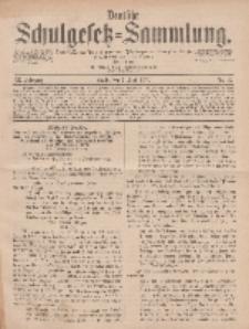 Deutsche Schulgesetz-Sammlung..., 6. Jahrgang, 7. Juni 1877, Nr. 23.
