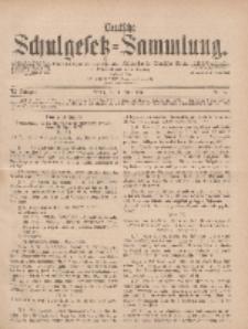 Deutsche Schulgesetz-Sammlung..., 6. Jahrgang, 5. Juli 1877, Nr. 27.