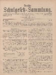 Deutsche Schulgesetz-Sammlung..., 6. Jahrgang, 9. August 1877, Nr. 32.