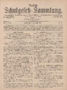 Deutsche Schulgesetz-Sammlung..., 6. Jahrgang, 13. September 1877, Nr. 37.