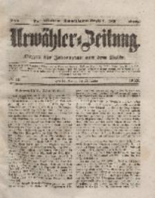 Urwähler-Zeitung : Organ für Jedermann aus dem Volke, Freitag, 23. Januar 1852, Nr. 19.