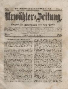 Urwähler-Zeitung : Organ für Jedermann aus dem Volke, Freitag, 30. Januar 1852, Nr. 25.