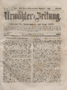 Urwähler-Zeitung : Organ für Jedermann aus dem Volke, Sonnabend, 28. Februar 1852, Nr. 50.