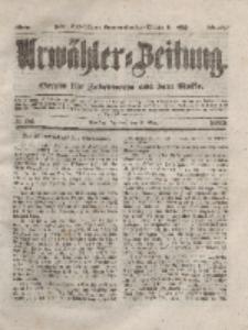 Urwähler-Zeitung : Organ für Jedermann aus dem Volke, Dienstag, 16. März 1852, Nr. 64.