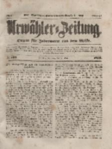 Urwähler-Zeitung : Organ für Jedermann aus dem Volke, Sonntag, 2. Mai 1852, Nr. 103