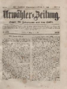 Urwähler-Zeitung : Organ für Jedermann aus dem Volke, Dienstag, 4. Mai 1852, Nr. 104