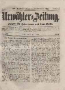 Urwähler-Zeitung : Organ für Jedermann aus dem Volke, Freitag, 7. Mai 1852, Nr. 106