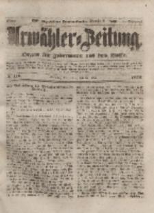 Urwähler-Zeitung : Organ für Jedermann aus dem Volke, Sonnabend, 22. Mai 1852, Nr. 118