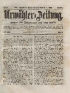 Urwähler-Zeitung : Organ für Jedermann aus dem Volke, Sonnabend, 5. Juni 1852, Nr. 129