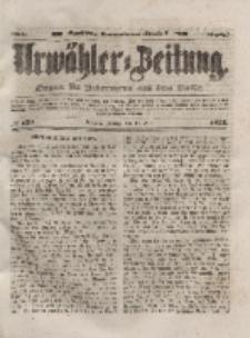 Urwähler-Zeitung : Organ für Jedermann aus dem Volke, Freitag, 11. Juni 1852, Nr. 134