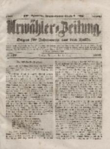 Urwähler-Zeitung : Organ für Jedermann aus dem Volke, Mittwoch, 16. Juni 1852, Nr. 138