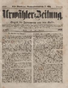 Urwähler-Zeitung : Organ für Jedermann aus dem Volke, Mittwoch, 8. September 1852, Nr. 210.