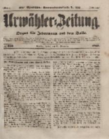 Urwähler-Zeitung : Organ für Jedermann aus dem Volke, Freitag, 24. September 1852, Nr. 224.