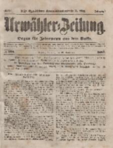 Urwähler-Zeitung : Organ für Jedermann aus dem Volke, Mittwoch, 29. September 1852, Nr. 228.